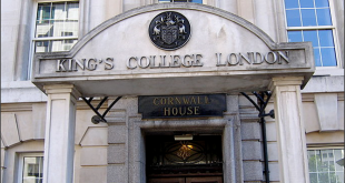 Sekilas Profil King's College London (KCL)